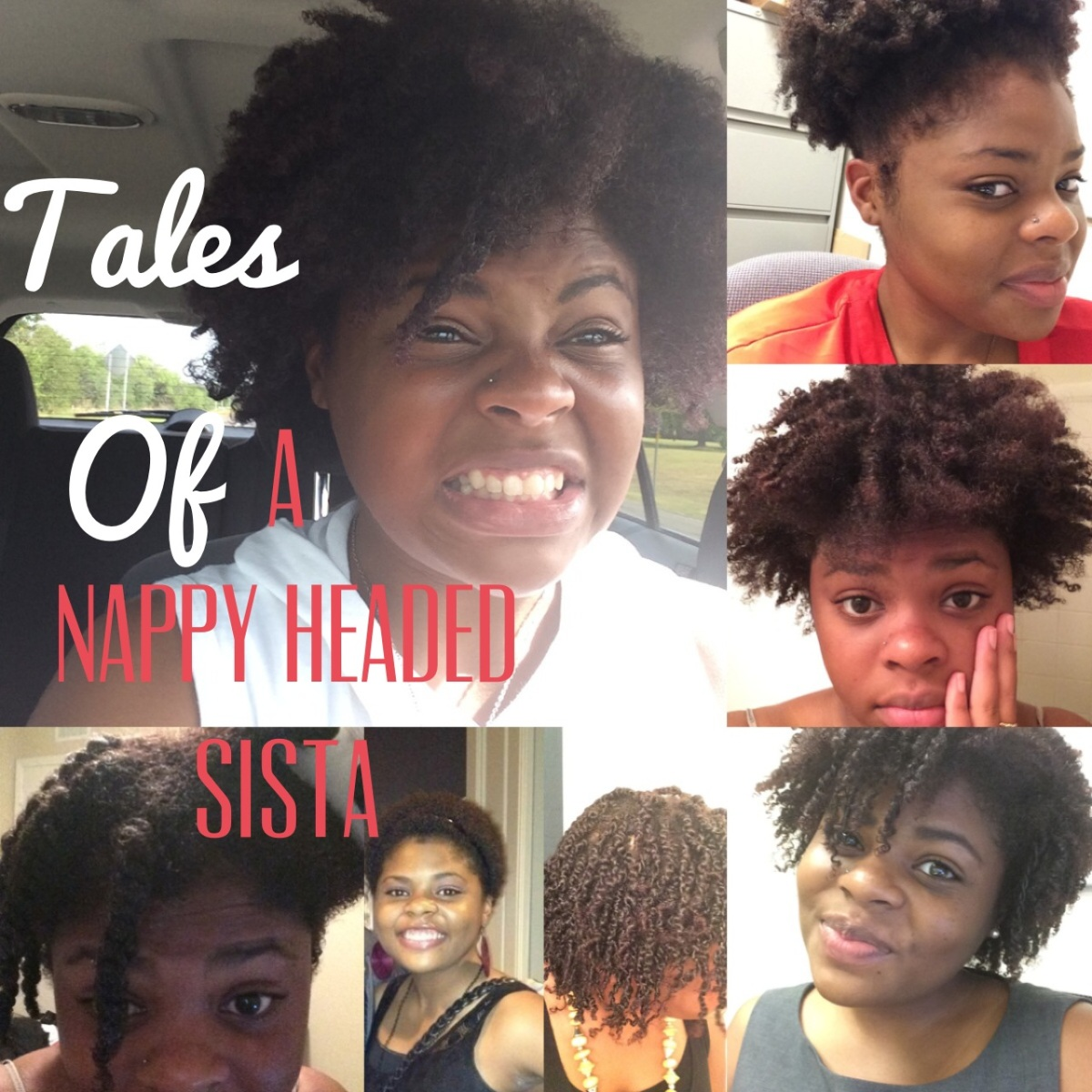 Tales of a Nappy Headed Sista.