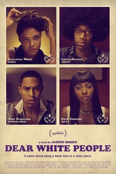 DEAR WHITE PEOPLE: Movie Review